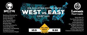 IPA All Star Showdown @ Falling Rock Tap House Parking Lot Bar   Denver   Colorado   United States